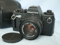 ' BX20 ' Praktica BX20 SLR Camera + 50mm Lens £14.99